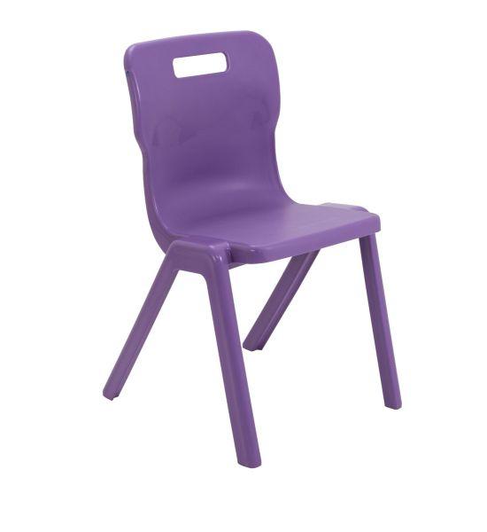 Titan One Piece Chairs