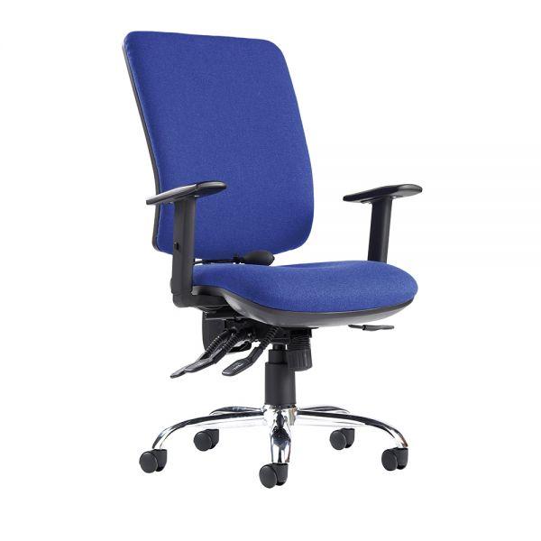 Scenic Ergo Extra High Back Operator Chair