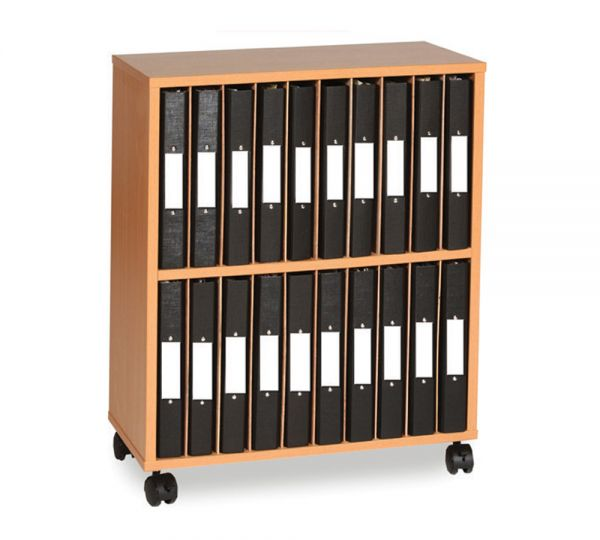 20 x A4 Ring Binder Storage