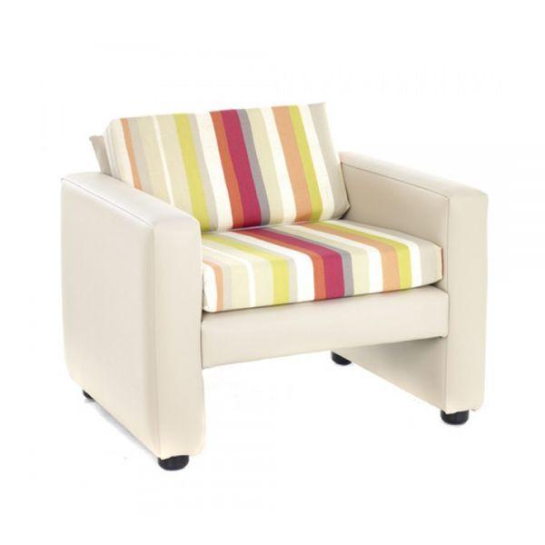 Horizon Stripey Colours Chair