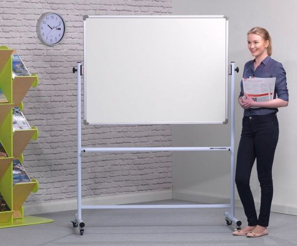 Essex Group Mobile Whiteboards-Magnetic and Non-Magnetic